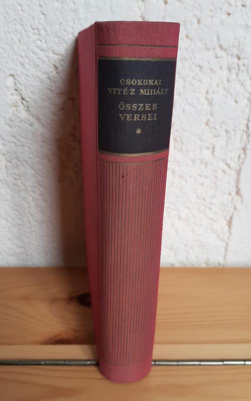 Csokonai Vitéz Mihály összes versei I.