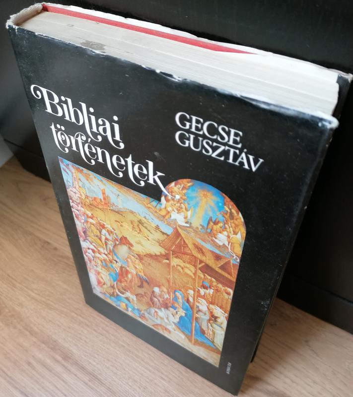 Gecse Gusztáv: Bibliai történetek