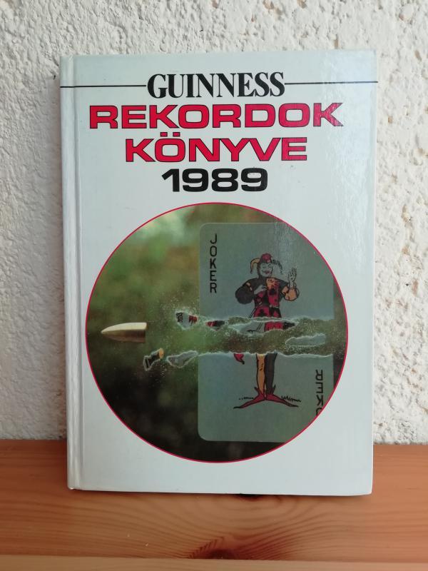 Guinness rekordok könyve 1989