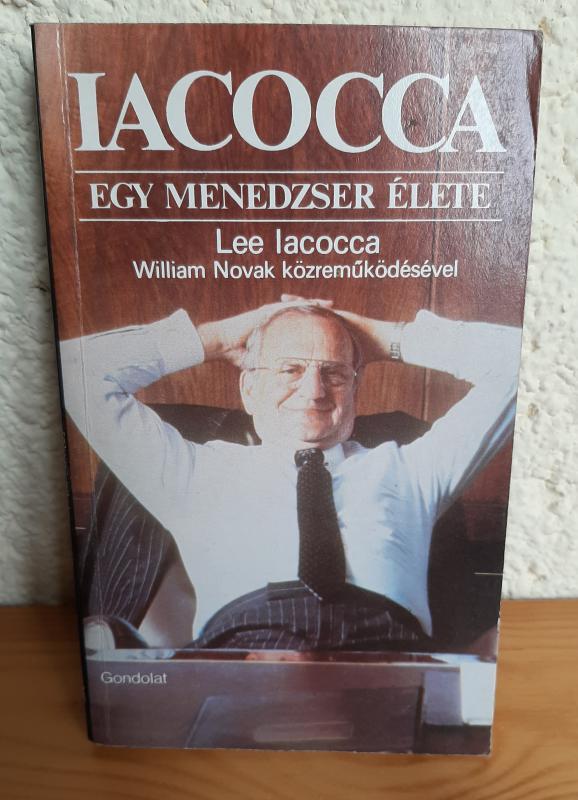 Iacocca egy menedzser élete