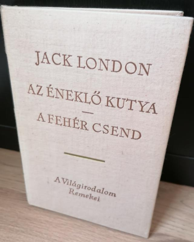 Jack London: Az éneklő kutya