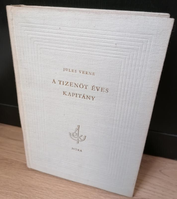 Jules Verne: A tizenöt éves kapitány