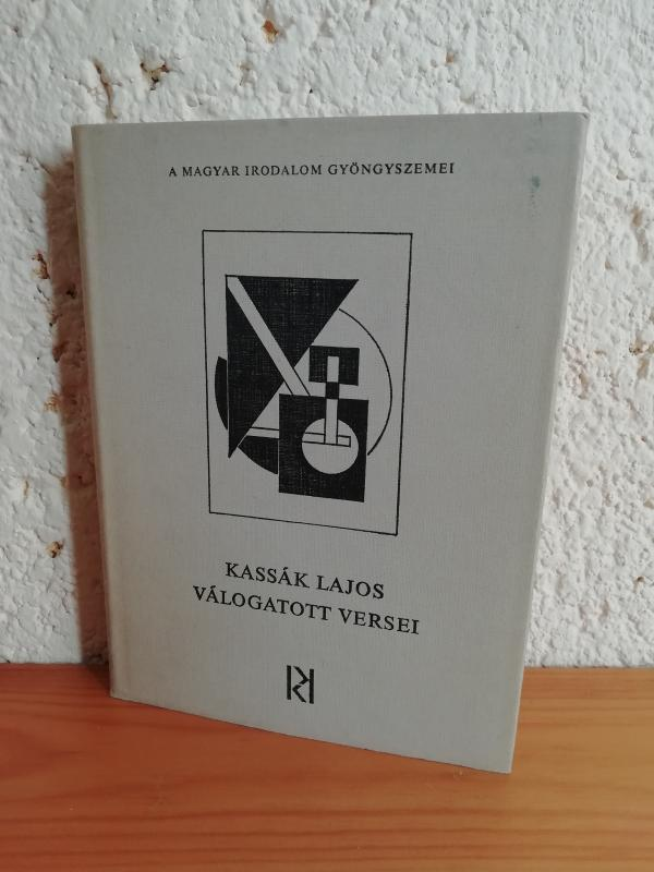 Kassák Lajos válogatott versei