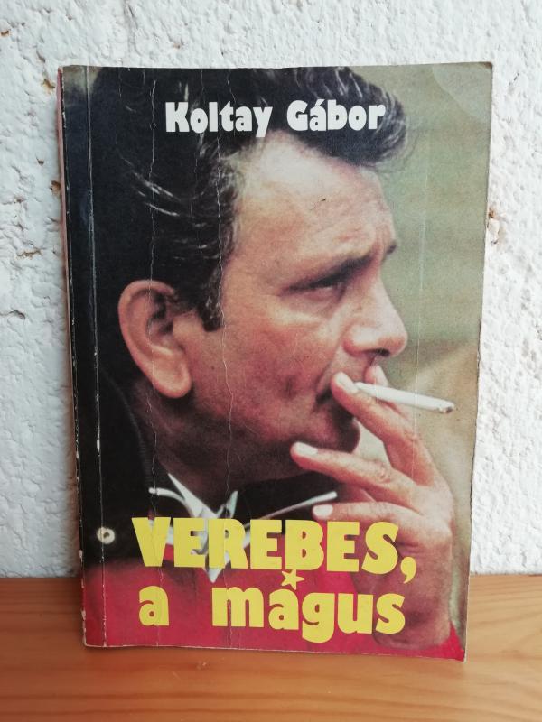 Koltay Gábor: Verebes a mágus