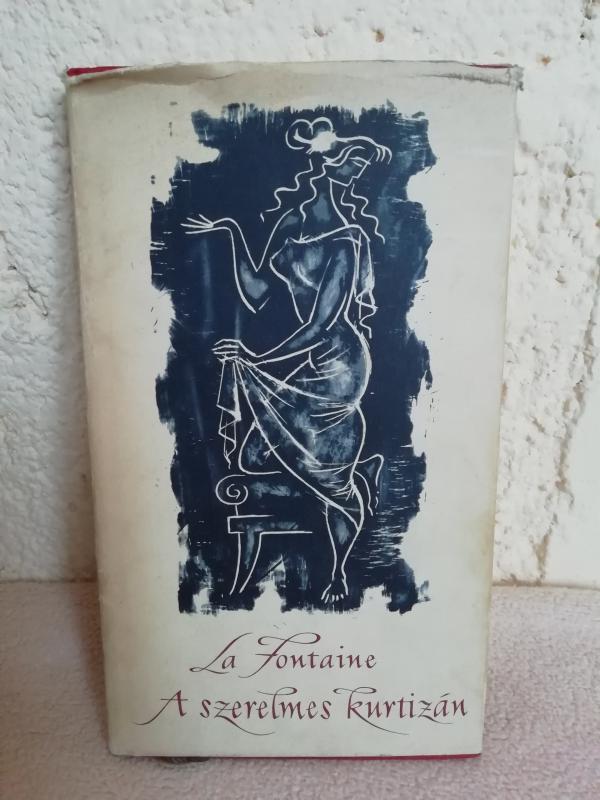 La Fontaine: A szerelmes kurtizán
