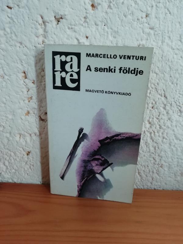 Macello Venturi: A senki földje