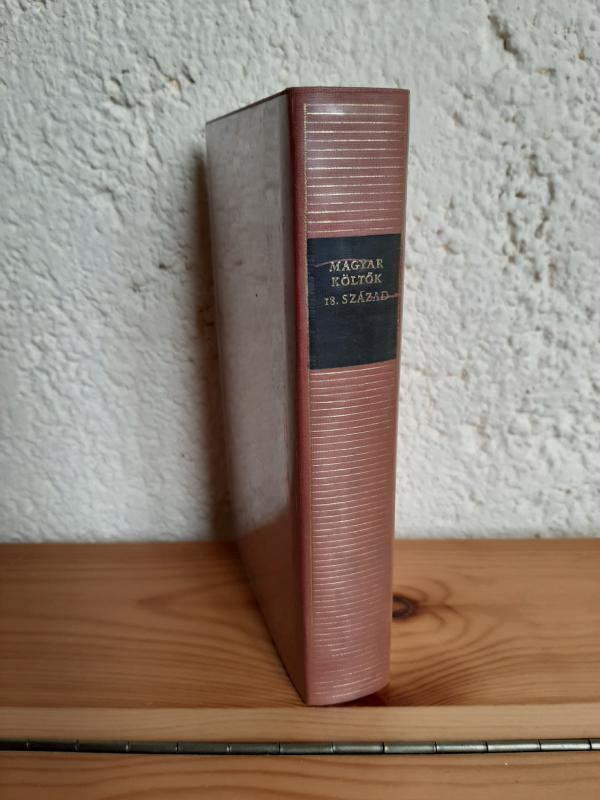 Magyar költők 18. század
