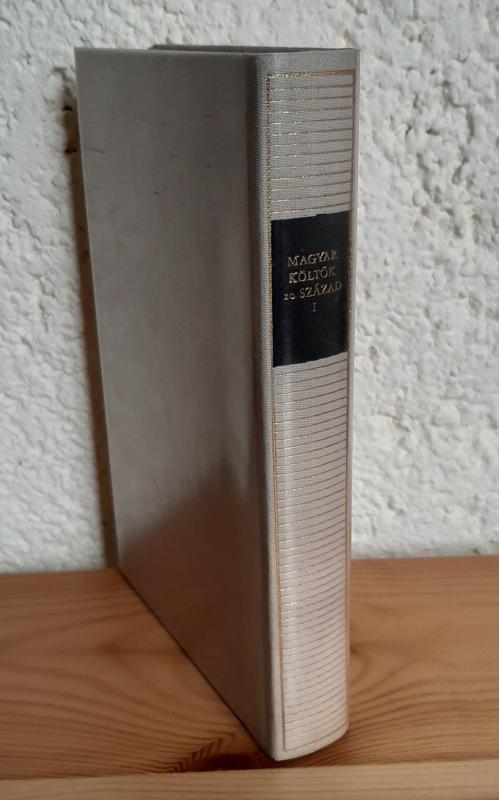Magyar költők 20. század I.