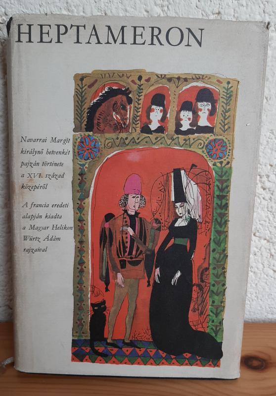 Navarrai Margit: Heptameron