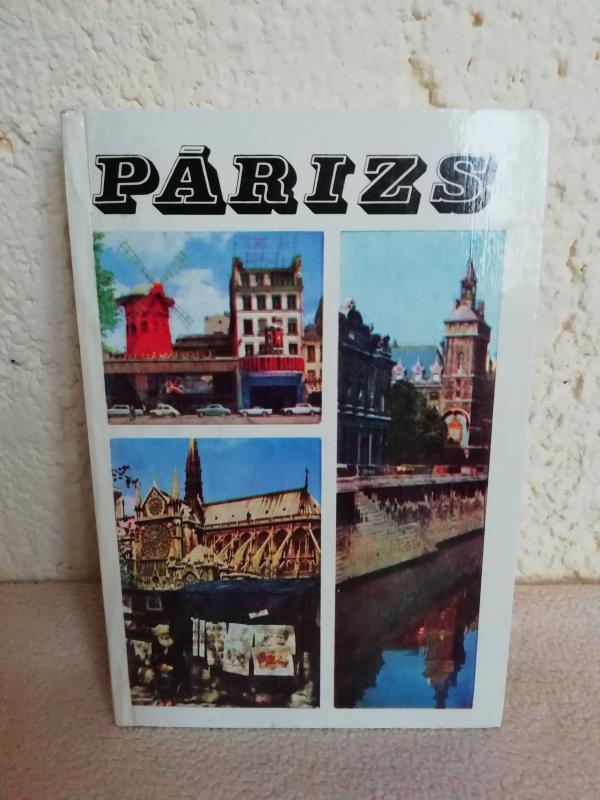 Pálfy József: Párizs