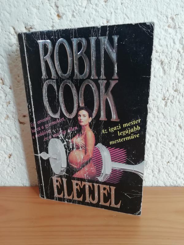 Robin Cook: Életjel