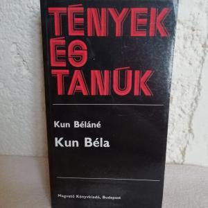 Kun Béláné: Kun Béla