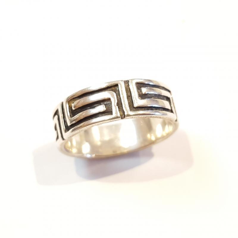 Ezüst gyűrű jubilex 732