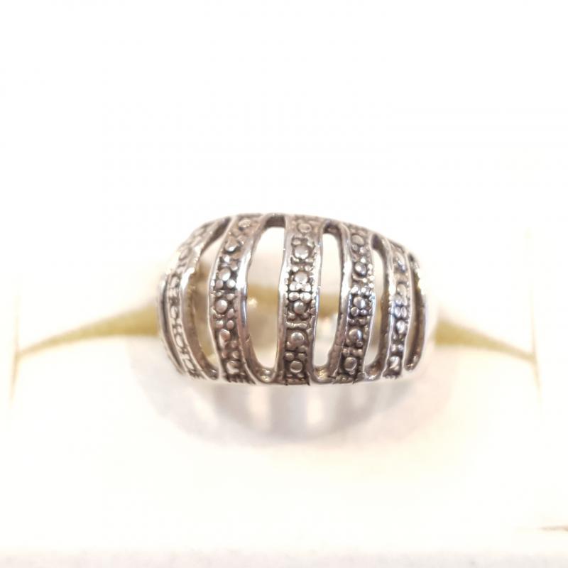 Ezüst gyűrű Jubilex 733
