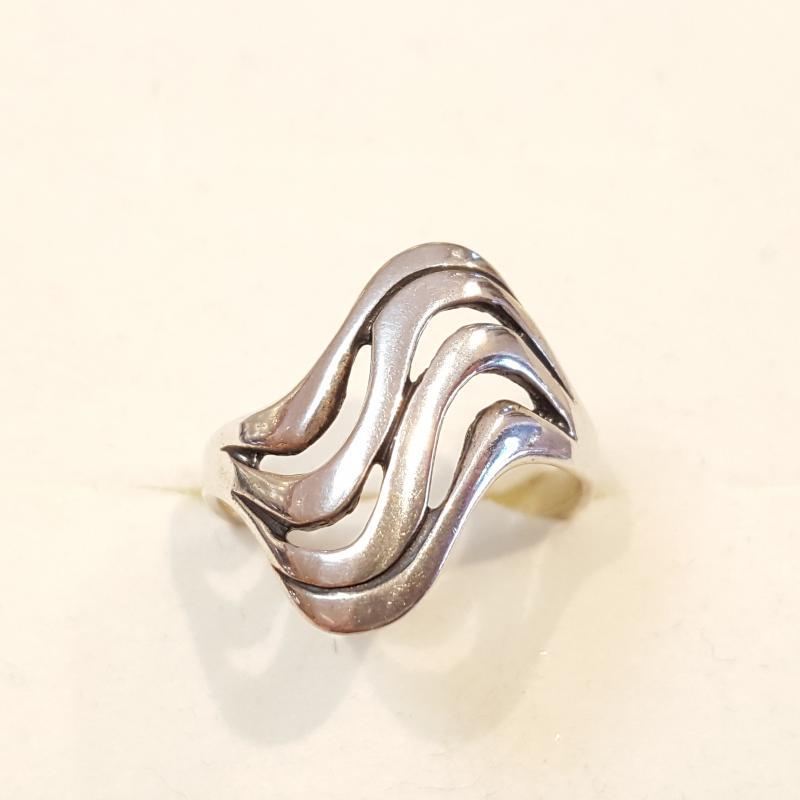 Ezüst gyűrű jubilex 735