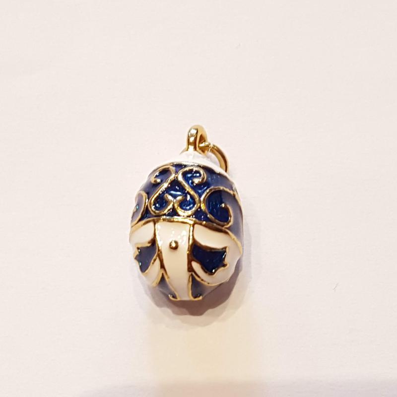 Fabergé-tojás medál 601