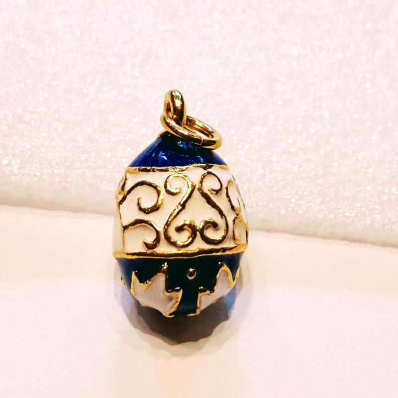 Fabergé-tojás medál 602