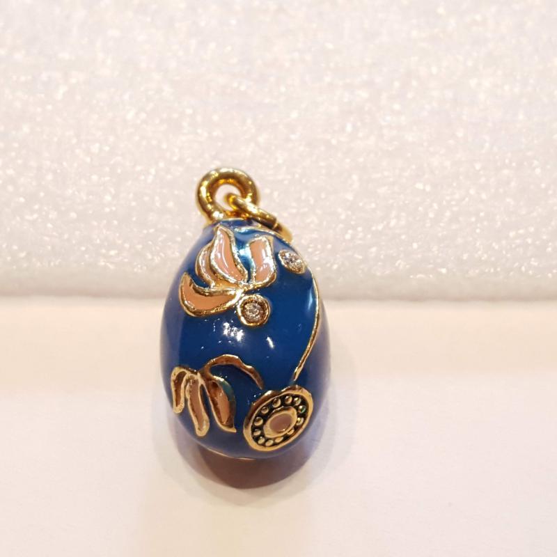 Fabergé-tojás medál 603