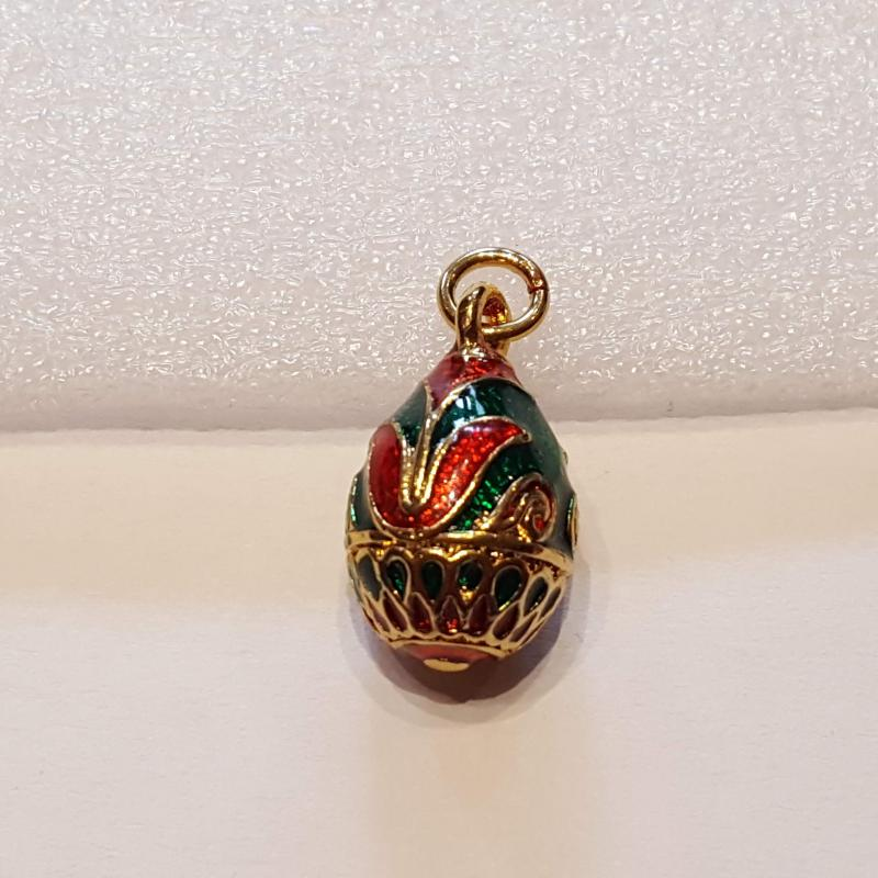 Fabergé-tojás medál 605