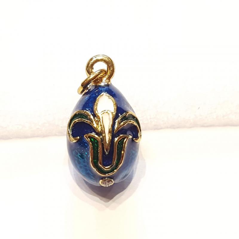 Fabergé-tojás medál 607