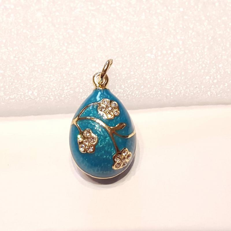 Fabergé-tojás medál 608