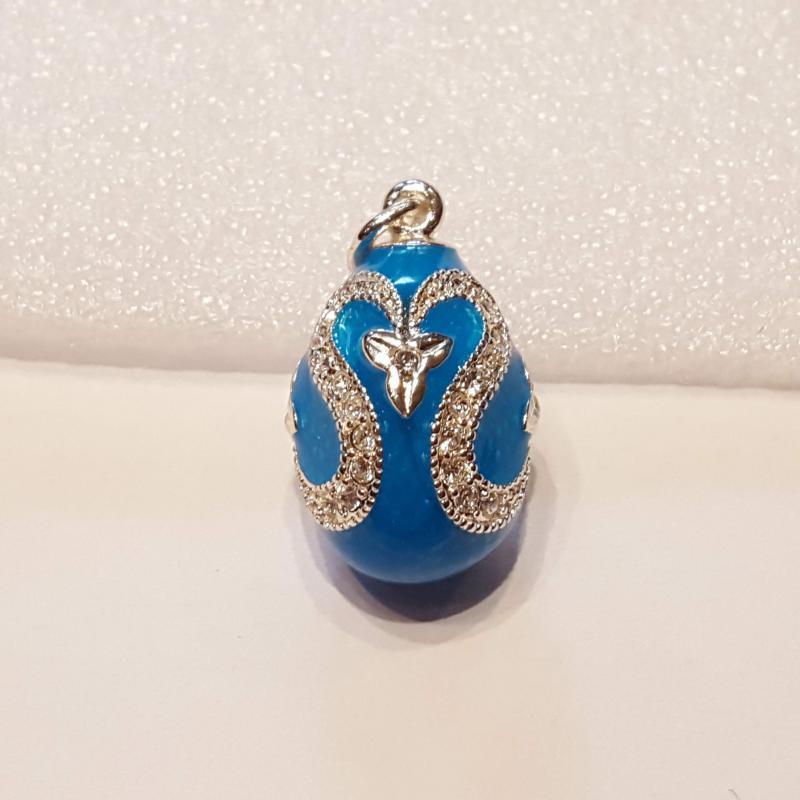 Fabergé-tojás medál 612