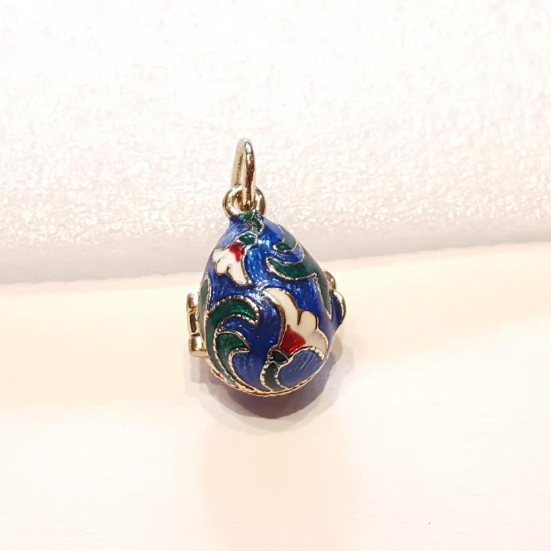 Fabergé-tojás medál 613