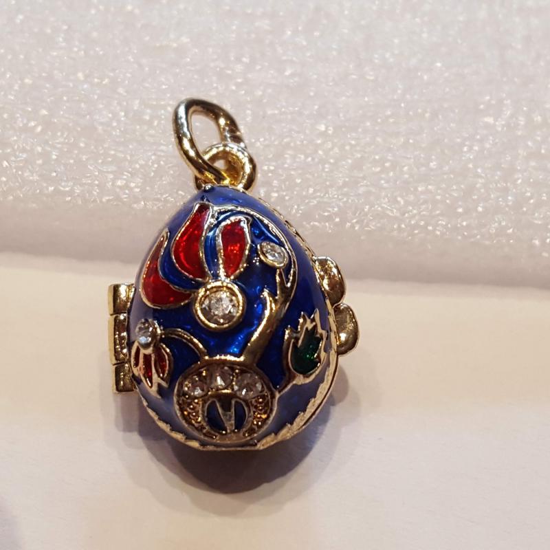 Fabergé-tojás medál 614