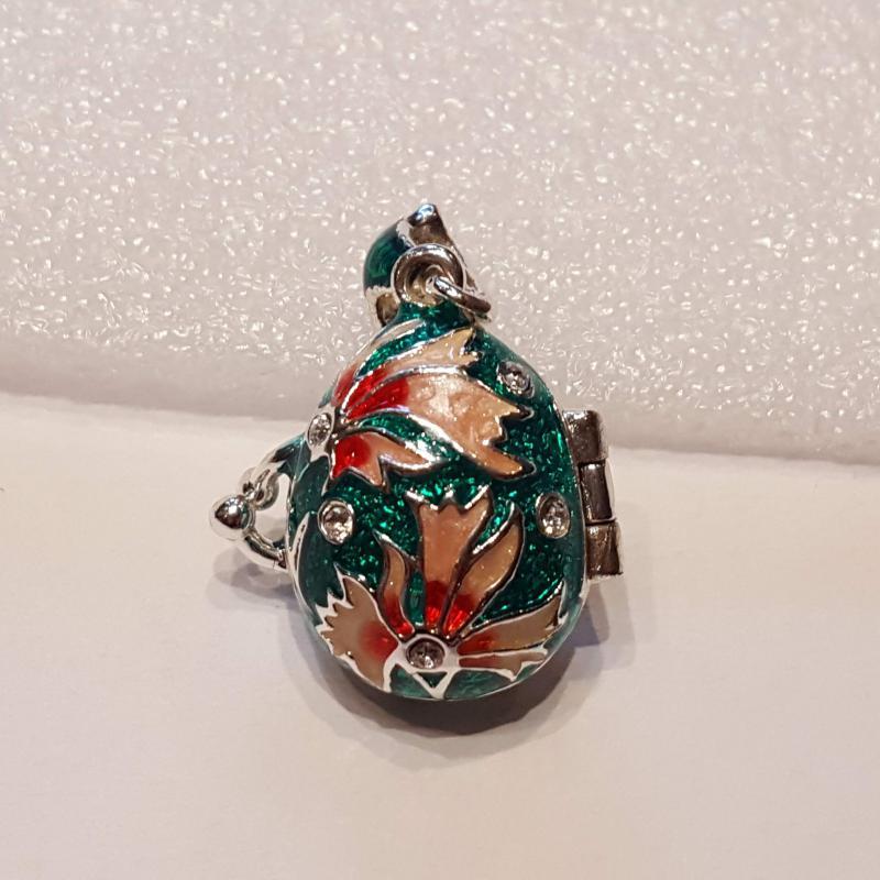 Fabergé-tojás medál 616