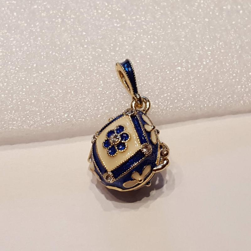 Fabergé-tojás medál 617