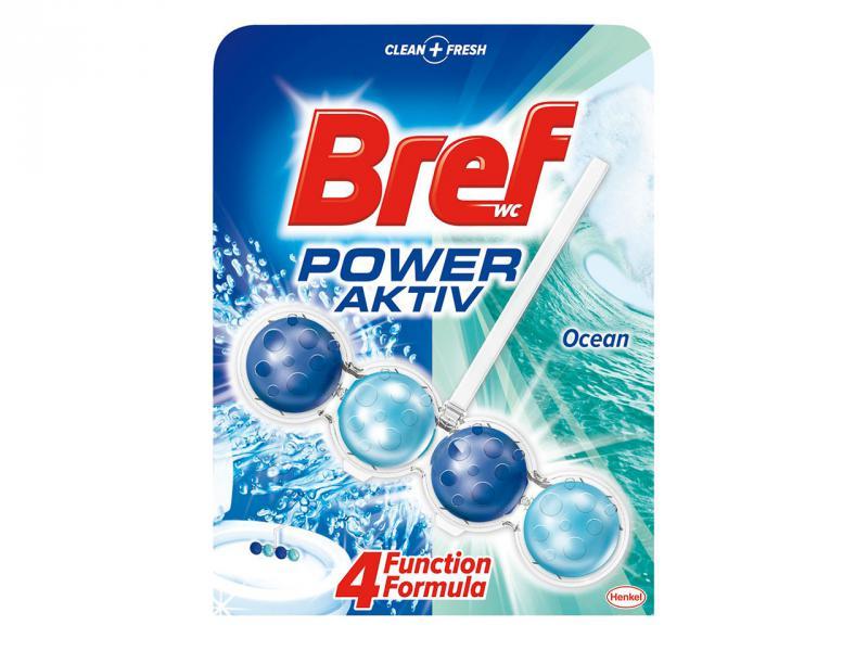 Bref Power WC golyó 55g többféle