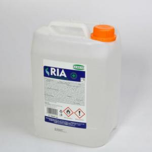 RIA alkoholos fertőtlenitő gél (sz. virucid) 5x5 liter + ECO natrual adagoló ajándék 0,55l
