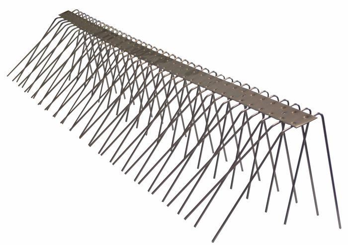 Fecskeriasztó 4 tüskesoros 1,5mm, 1 méter