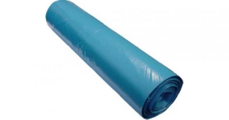 Szemeteszsák 120L kék db-os