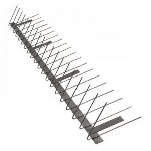 Csatornavédő galambriasztó 1,5mm, 1 méter