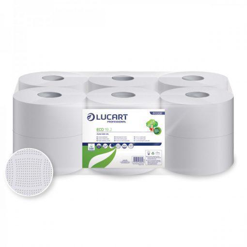 Toalett papír 19cm 2 réteg 19J eco