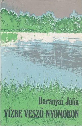 Baranyai Júlia: Vízbe vesző nyomokon