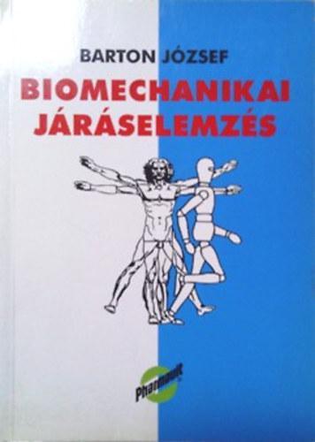 Barton József: Biomechanikai járáselemzés