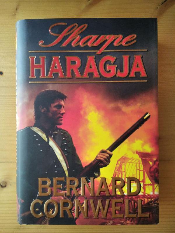 Bernard Cornwell: Sharpe haragja (Sharpe 11.)
