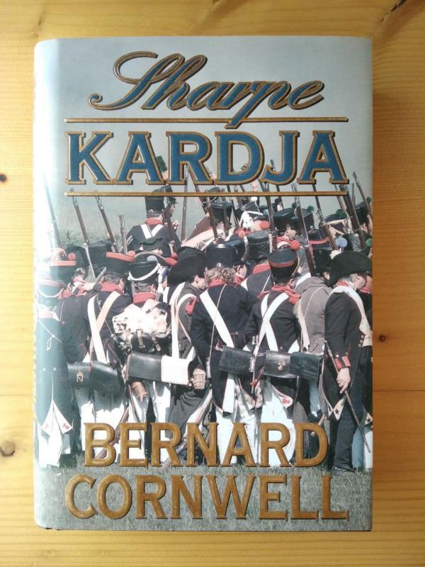 Bernard Cornwell: Sharpe kardja (Sharpe 14.)