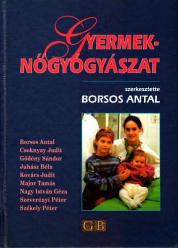Borsos Antal (szerk.): Gyermeknőgyógyászat