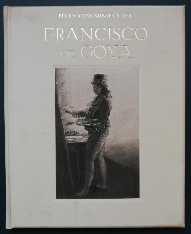 Brieger-Waservogel: Francisco de Goya