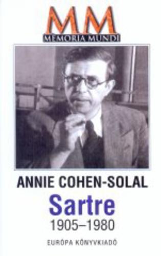 Cohen-Solal: Sartre 1905-1980