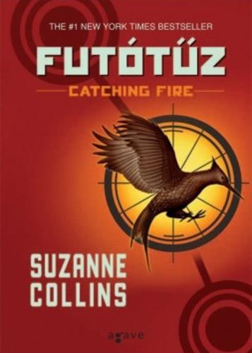 Collins: Futótűz (az Éhezők viadala trilógia 2. kötete)