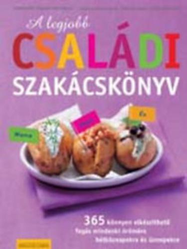 Cramm: A legjobb családi szakácskönyv