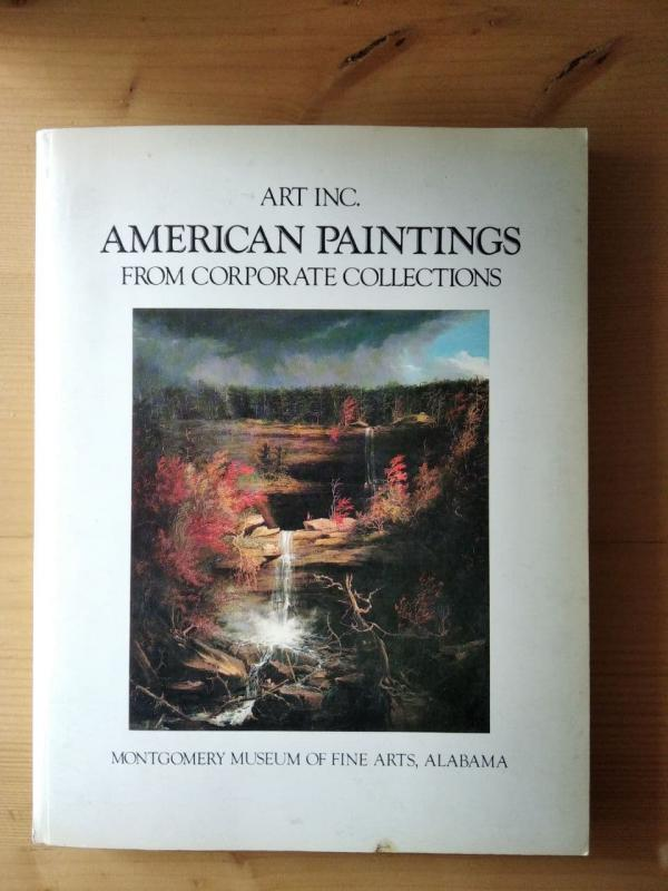 Douglas; Kahan: Art inc.: American Paintings from corporate collections (angol)