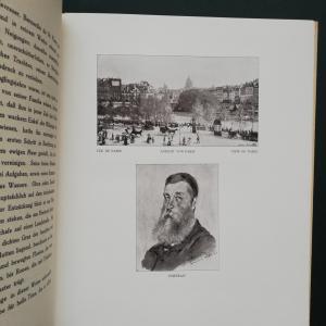 Grappe: Claude Monet