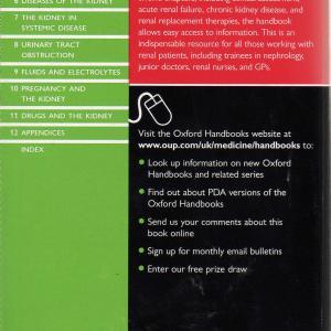 Oxford Handbook of Nephrology and Hypertension