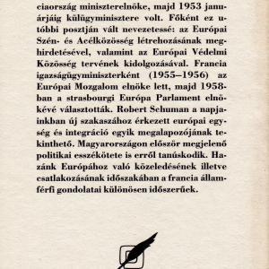Schuman: Európáért