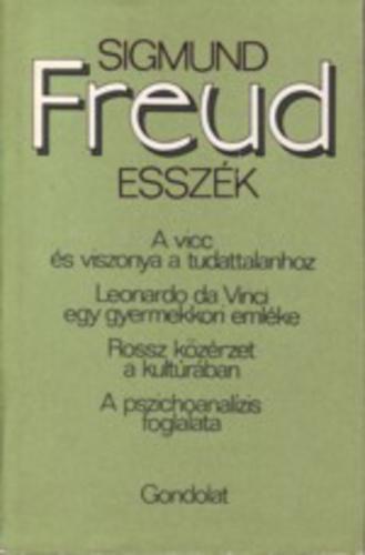 Freud: Esszék